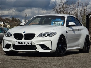 Large image for the Used BMW M2 3.0 Coupe DCT 2dr (start/stop)