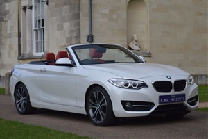 Large image for the Used BMW 220d