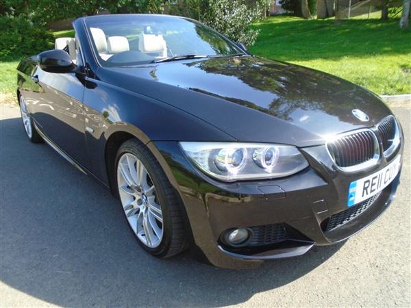 BMW 320d efficient dynamics model