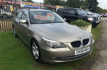 Used BMW 5 Series