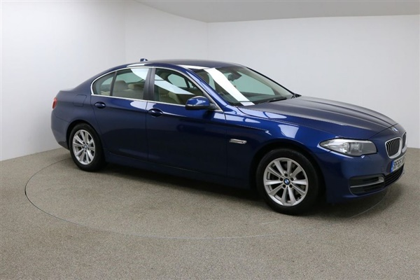 Large image for the BMW 5 Series