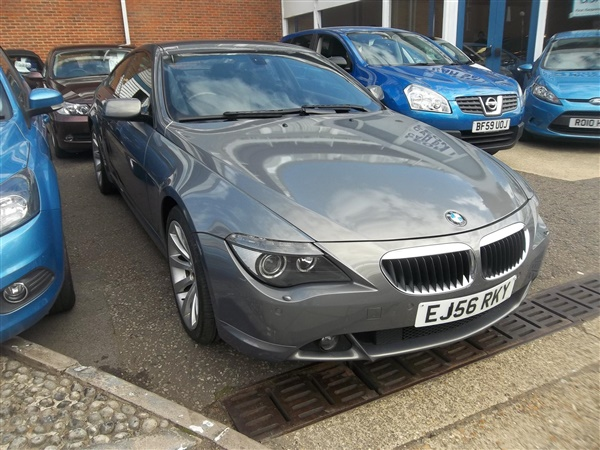 Large image for the Used BMW 6 Series