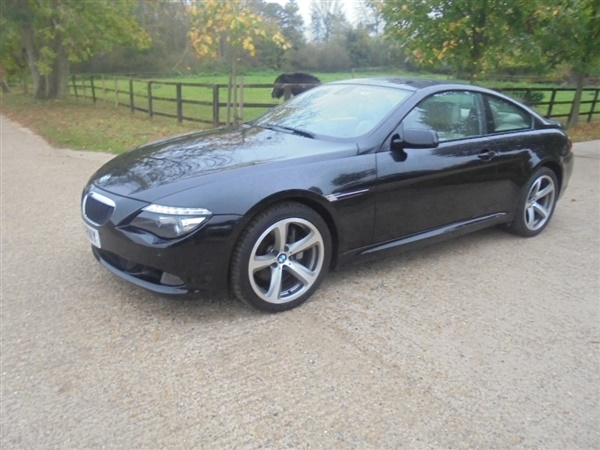 Large image for the Used BMW 635d