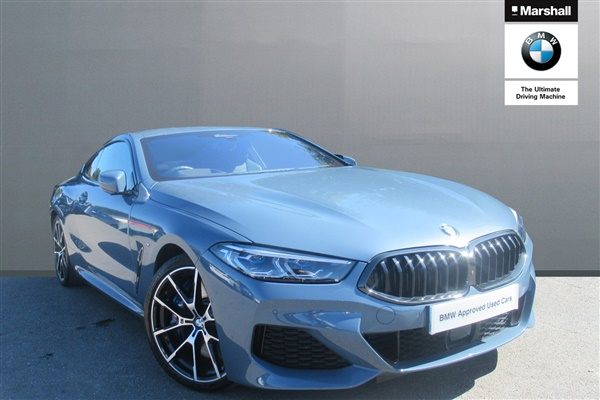 Large image for the BMW 8 Series