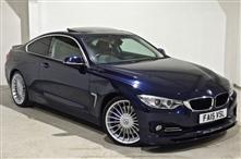 BMW Alpina D4 Bi-Turbo