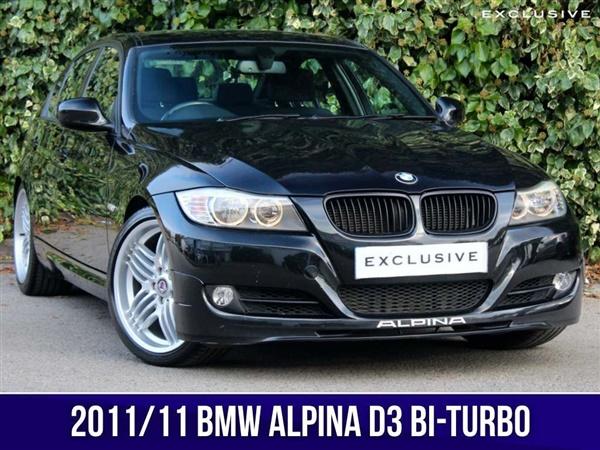 Large image for the BMW Alpina D3 Bi-Turbo