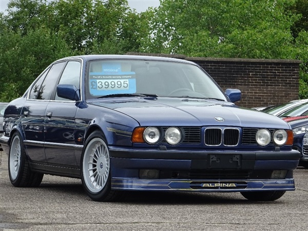 Large image for the BMW Alpina B10
