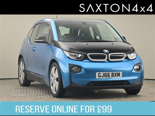 Large image for the Used BMW i3