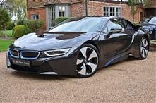 Used BMW i8