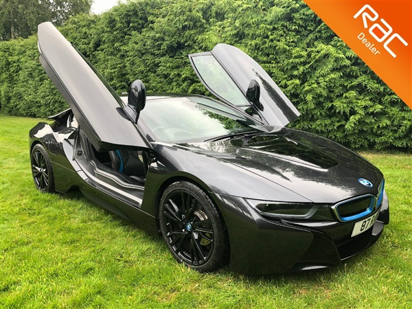 Large image for the BMW i8