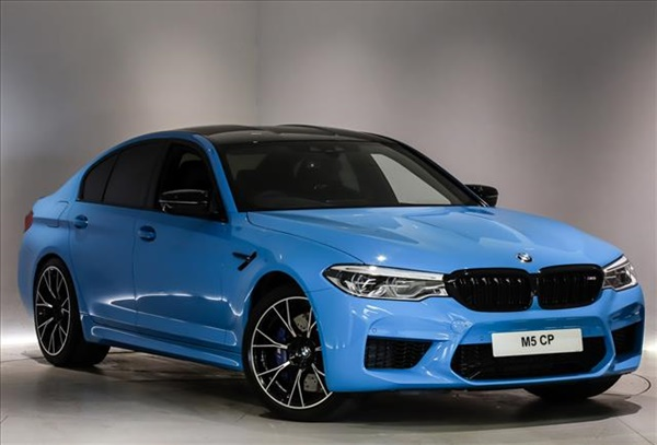 Large image for the BMW M5