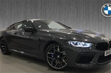Used BMW M8
