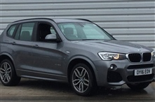 Used BMW X3