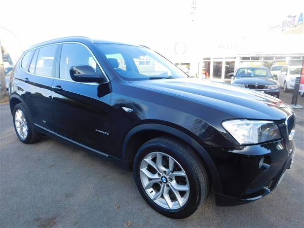 Large image for the Used BMW X3