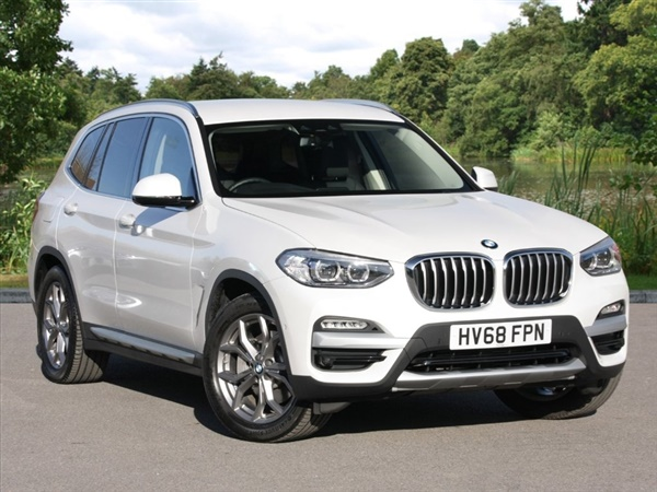 Large image for the BMW X3