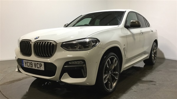 Large image for the BMW X4