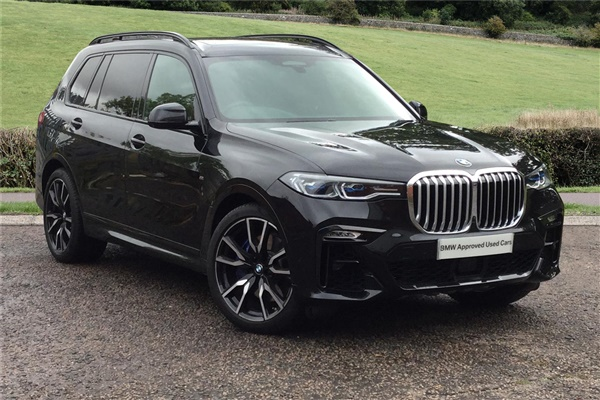 Large image for the BMW X7