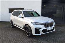 Used BMW X7