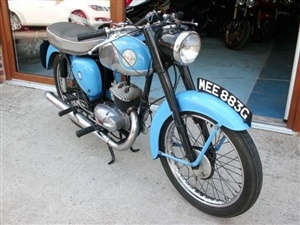 Large image for the Used BSA Bantam