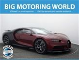 Used Bugatti Chiron