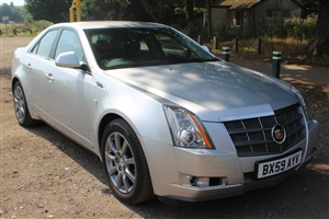 Large image for the Used Cadillac CTS