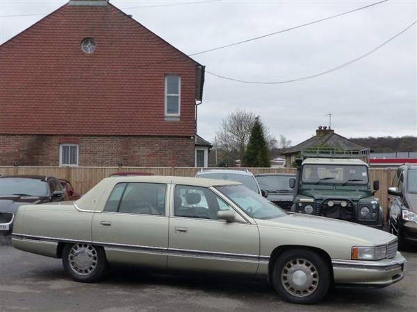 Large image for the Cadillac DE VILLE