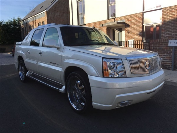 Large image for the Used Cadillac Escalade