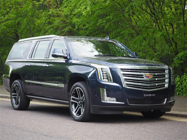 Large image for the Cadillac ESCALADE