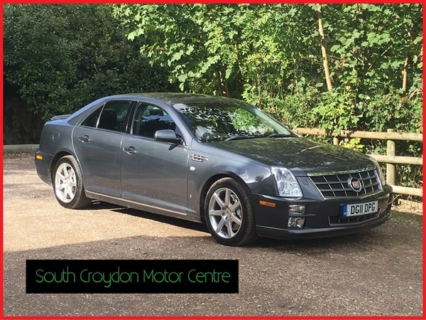 Large image for the Used Cadillac STS