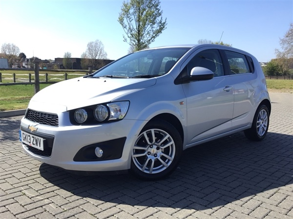 Large image for the Used Chevrolet Aveo