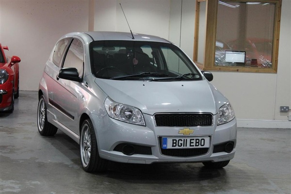 Large image for the Chevrolet Aveo