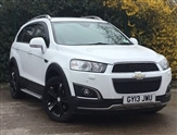 Used Chevrolet Captiva