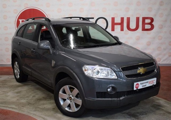 Large image for the Chevrolet Captiva