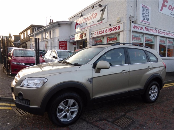 Large image for the Used Chevrolet Captiva