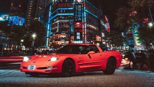 Large image for the Chevrolet Corvette
