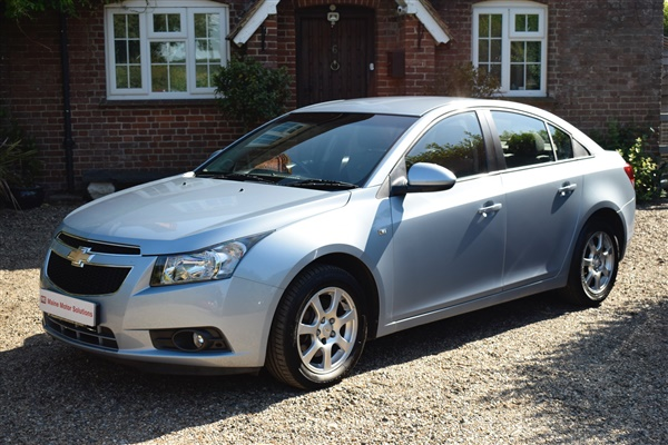 Large image for the Chevrolet Cruze