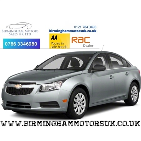 Large image for the Used Chevrolet Cruze