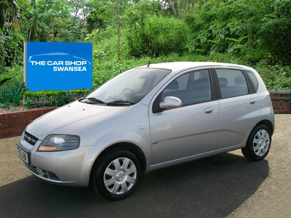 Large image for the Chevrolet Kalos