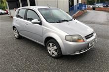 Used Chevrolet Kalos
