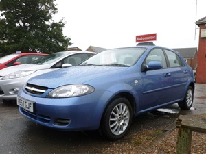 Large image for the Used Chevrolet Lacetti