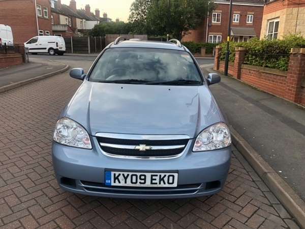 Large image for the Chevrolet Lacetti