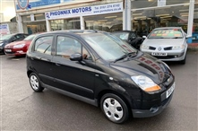 Used Chevrolet Matiz