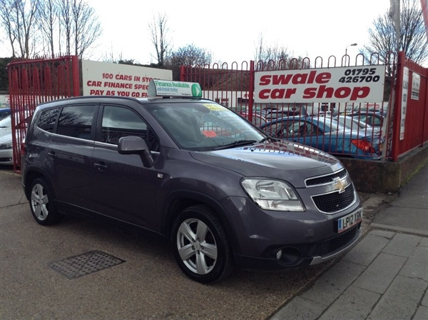 Large image for the Used Chevrolet Orlando