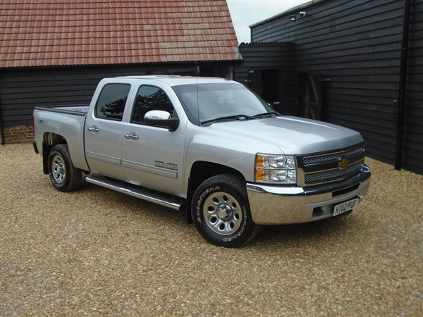 Large image for the Used Chevrolet Silverado