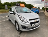 Used Chevrolet Spark