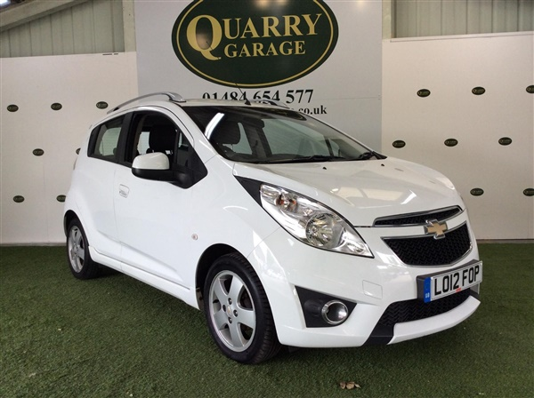 Large image for the Chevrolet Spark
