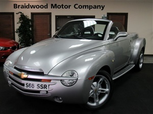 Large image for the Used Chevrolet SSR