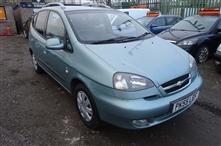 Used Chevrolet Tacuma