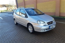 Used Chevrolet Tacuma