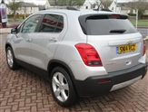 Used Chevrolet Trax